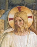 Fra Angelico -- Christ