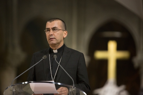 Chaldean Catholic Archbishop Emil Shimoun Nona, of Mosul-CLD (Mossul-CLD),Iraq 28.03.2014